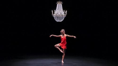 ZOE | JUNIPER dancer in Zoe Scofield & Juniper Shuey's 'Clear & Sweet.'