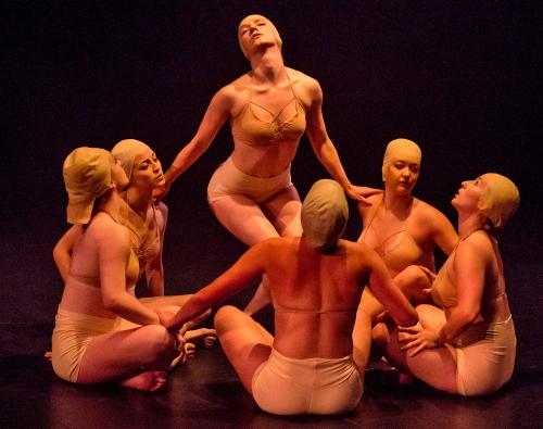 fireWALL dance theater in Elisa-Marie Alaio's 'Eff.Ul.Gents.'