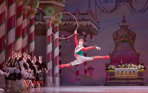 Pennsylvania Ballet in George Balanchine's 'The Nutcracker.'