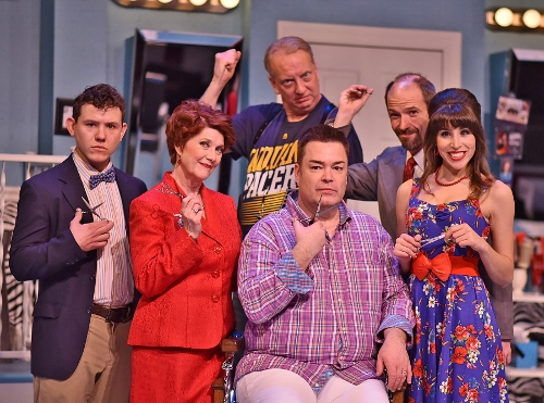 Beef & Boards Dinner Theatre's 2017 Season open with Shear Madness. Now on stage through Jan. 29, this madcap murder mystery takes place in a not-so-typical Indianapolis hair salon – and the audience decides how it ends!