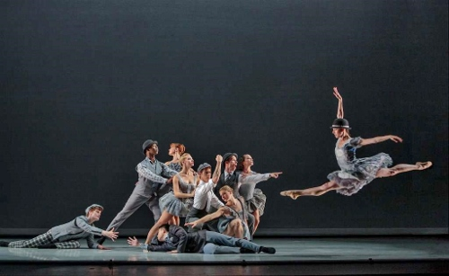 "Smuin Contemporary American Ballet in Garret Ammen's ""Madness, Rack, and Honey."""