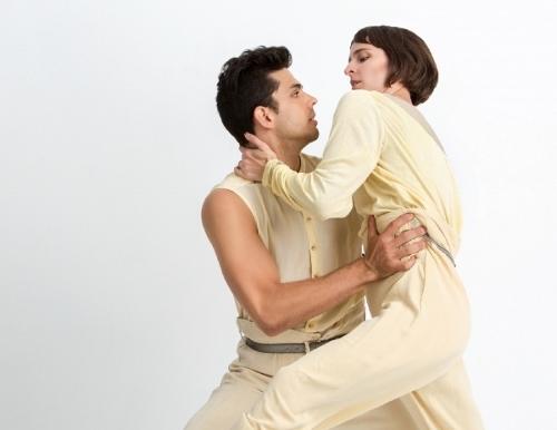 Dancers in Doug Varone's 'Possession.'