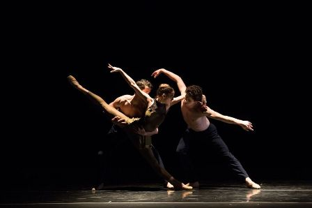Artists of Pennsylvania Ballet in Nicolo Fonte's 'Ghost Stories.'