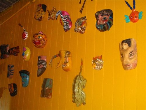 Mask Collection At Papatzul