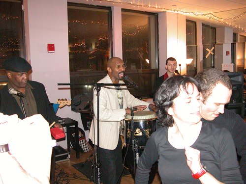 Rico Tumbao Latin Dance Band