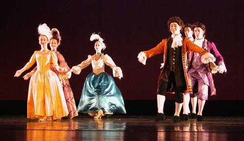 <a href='article.htm?id=1803'>Suite from Naïs</a> Choreography: Tom Baird (after 18th Century sources)