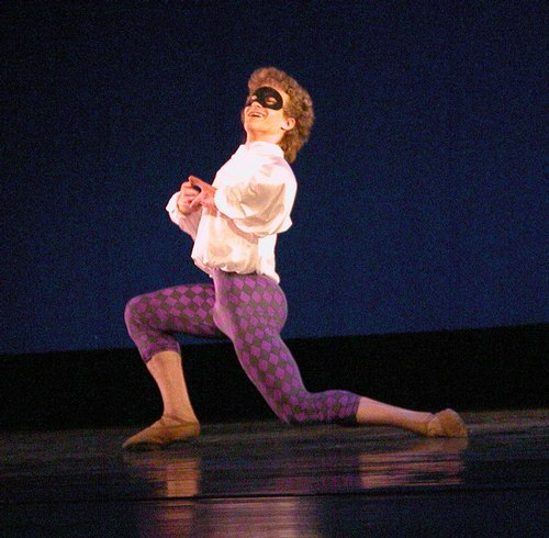 <a href='article.htm?id=1806'>Harlequinade</a> Choreography: Marius Petipa, Jean Dauberval