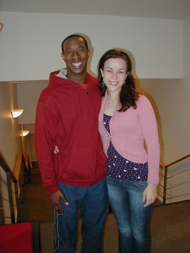 Jay Goodlett and Sarah Hairston at Leisure