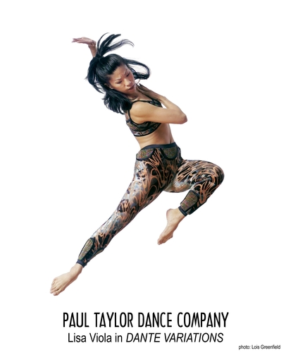 Paul Taylor's Dante Variations