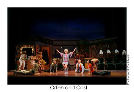 Orfeh and Cast