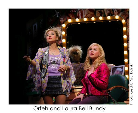Orfeh and Laura Bell Bundy