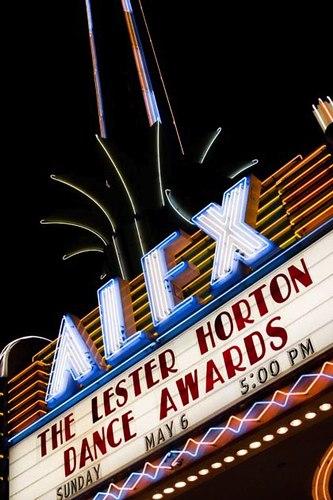 Lestor Horton Dance Awards, Milesones-Los Angeles Dance May 6, 2007, Alex Theatre Glendale