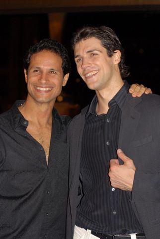 Jose Carreno and Roberto Bolle