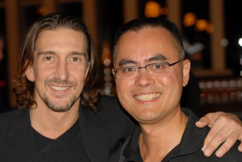 Julio Bocca and Tommy Ng