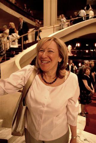 Roberta at Ferri's Farewell