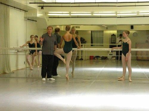 Robert Steele's D Pointe Class