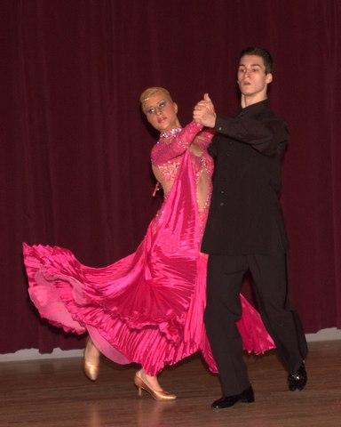 Andrew Begunov & Karolina Holody - International Tango