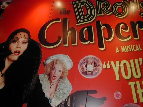 'The Drowsy Chaperone' Billboard