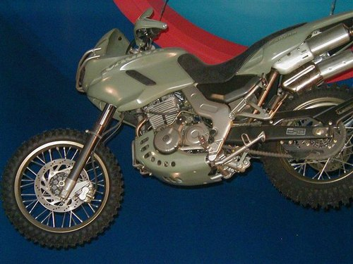 Motorcycle from 'Blade'