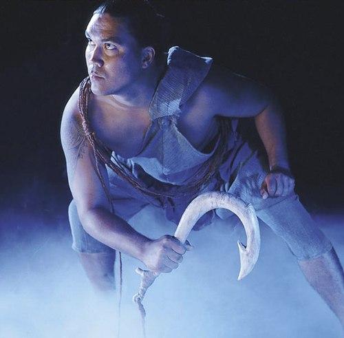 'ulalena - Maui, the trickster god