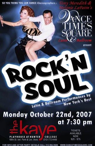 Rock 'N Soul Showcase