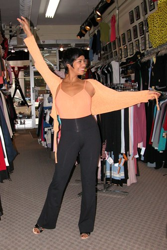 In the Halloween Spirit. Modeled by Talia Castro-Pozo. Available at <a href='http://www.onstagedancewear.com'>OnStageDancewear.com</a>.