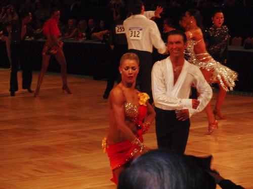 Max Kozhevnikov and Yulia Zagoruychenko