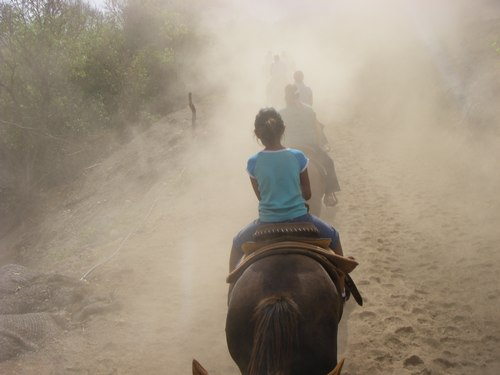 Dusty Horse Trail on Maui
