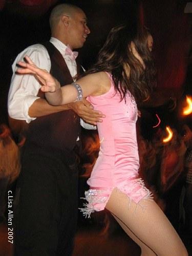 Salsa and More at Taj (11/12/2007)