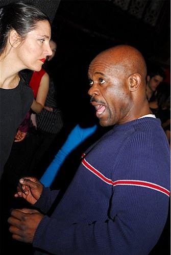 Salsa and More at Taj (11/20/2007)