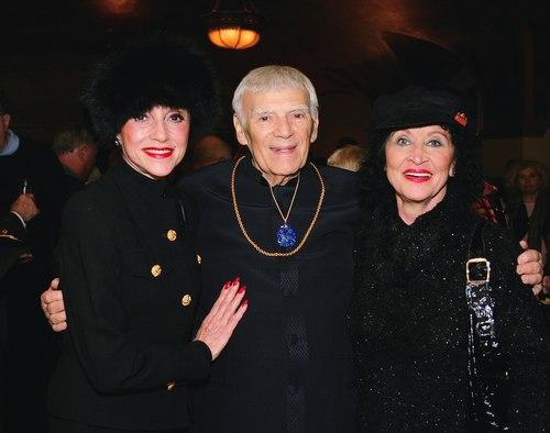 Liliane Montevecchi, Paul Szilard, Chita Rivera
