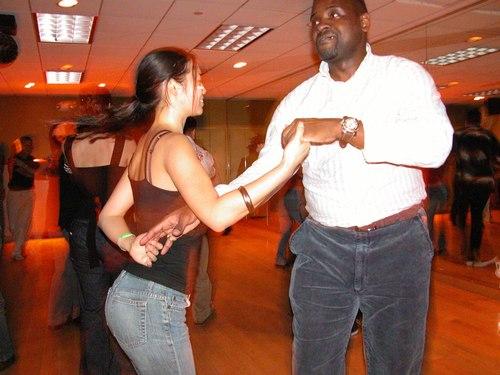 Salsa at Club 412's Havana Nights