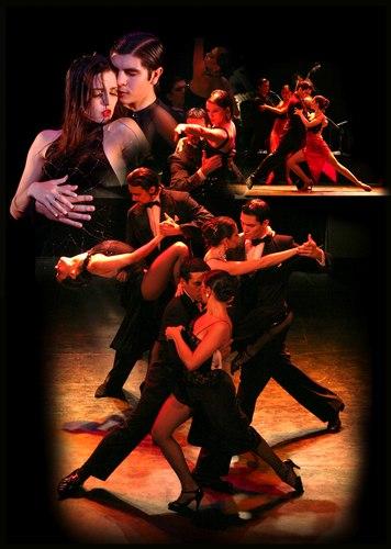 <i>Tango Fire</i> montage
