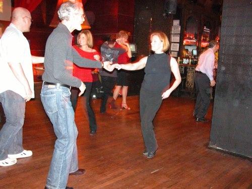 West Coast Swing at Taj