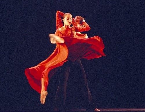 Hubbard Street Dance Chicago: CorPerdut
