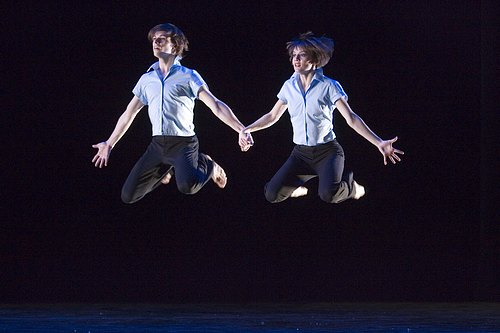 Hubbard Street Dance Chicago: Float