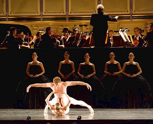 Hubbard Street Dance Chicago: Petite Mort