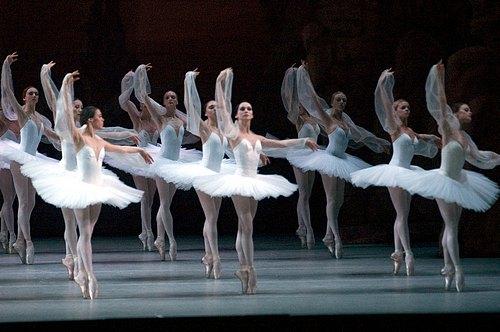 Corps de Ballet, La Bayadere