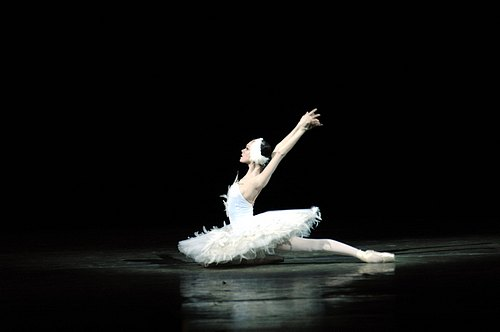 Uliana Lopatkina, The Dying Swan