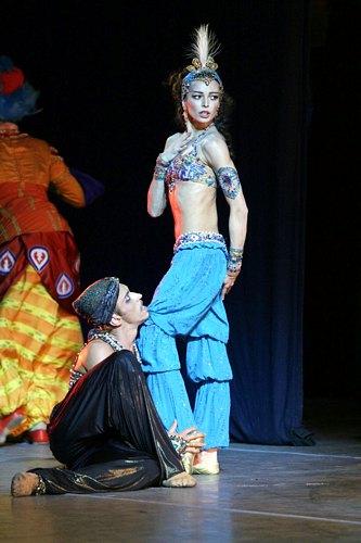 Diana Vishneva & Igor Kolb, Scheherezade