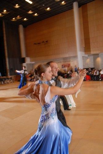 The Big Apple Dancesport Challenge Columbia University Ballroom Dance Team International Standard Session 2