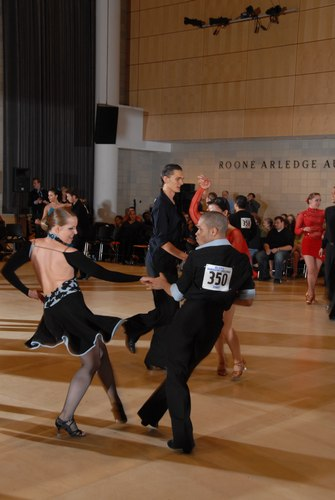 The Big Apple Dancesport Challenge Columbia University Ballroom Dance Team Session 10 Chicken walk, International Latin: Gold Jive