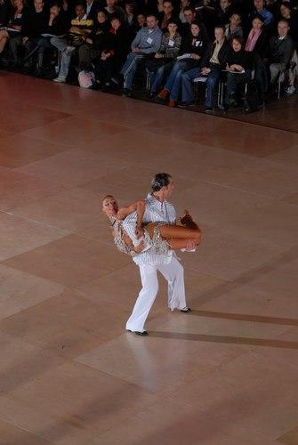 The Big Apple Dancesport Challenge Session 12 Professional Performance Riccardo Cocchi and Yulia Zagoruychenko