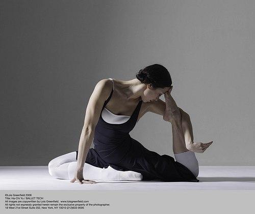 Ha-Chi Yu in 'Pursuing Odette'
