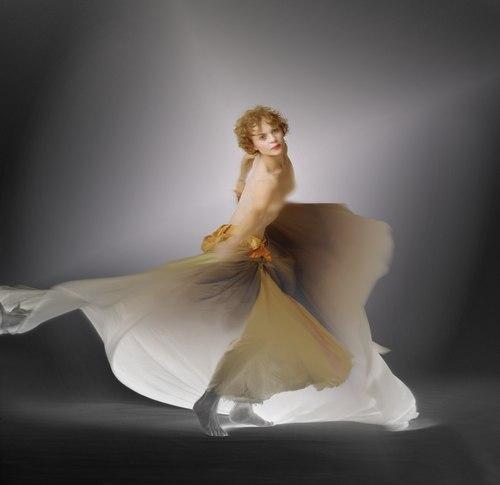 Helen Hansen in 'White'