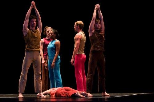 Mark Morris Dance Group Excursions
