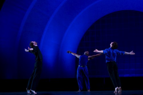 Mark Morris Dance Group New Love Song Waltzes