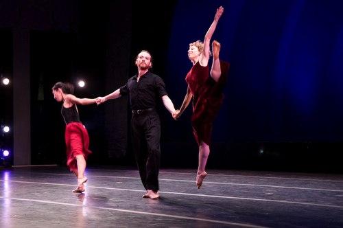 Mark Morris Dance Group Love Song Waltzes