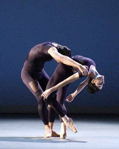 Benjamin Millepied's 'From Here on Out' with Paloma Herrera and Marcelo Gomes. Best ABT offering in 2008