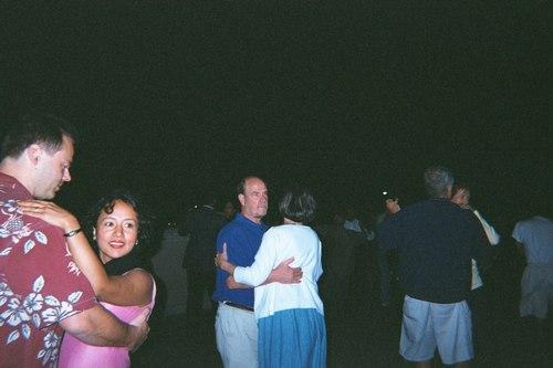 Boston's Tango by Moonlight